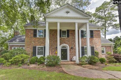 Columbia Single Family Home For Sale: 1527 Devonshire