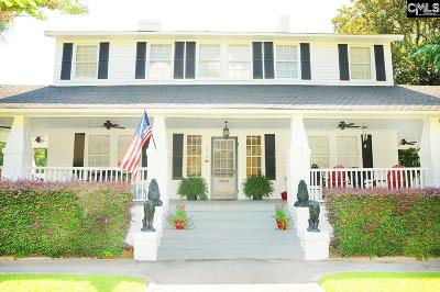 Camden Single Family Home For Sale: 1315 Monument