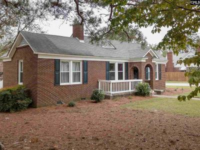 Columbia Single Family Home For Sale: 1227 Greenville