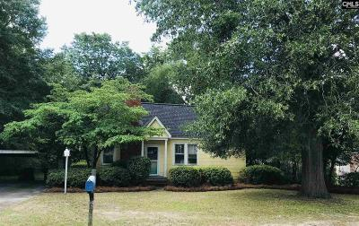 West Columbia Single Family Home For Sale: 1111 C