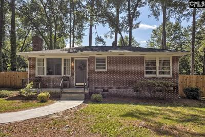 Forest Acres Single Family Home For Sale: 2618 Putnam
