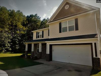 Columbia Single Family Home For Sale: 109 Thomaston