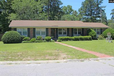 Columbia Single Family Home For Sale: 2901 Woodway
