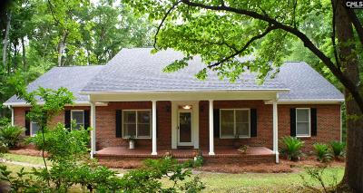 Blythewood Single Family Home For Sale: 114 Pineview Church