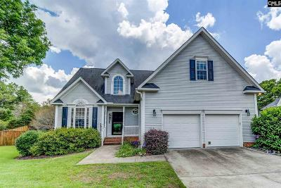 Blythewood Single Family Home For Sale: 320 Plantation