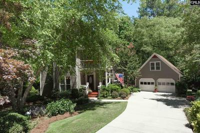 Single Family Home For Sale: 712 Woodcreek