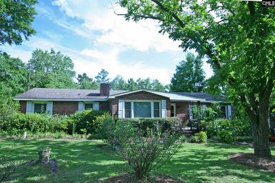 Wagener Single Family Home For Sale: 2310 Camp Rawls