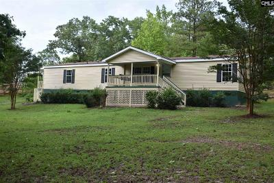 Kershaw County Single Family Home For Sale: 368 Shivers Green