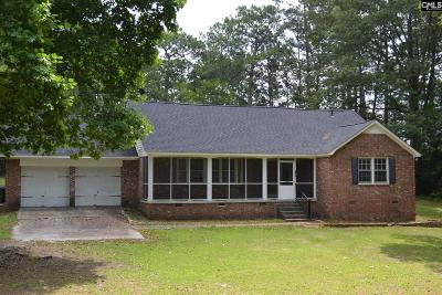 Single Family Home For Sale: 3332 Trotter