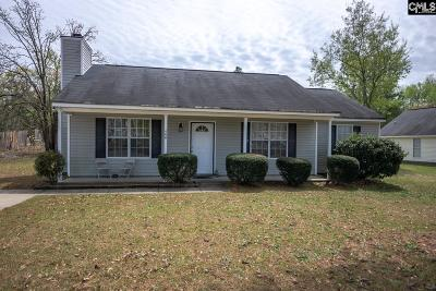 Kershaw County Single Family Home For Sale: 600 Railgate