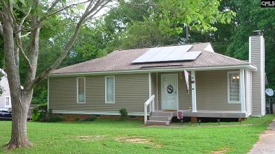 Irmo SC Single Family Home For Sale: $109,000