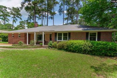 Forest Acres Single Family Home For Sale: 6004 Satchel Ford