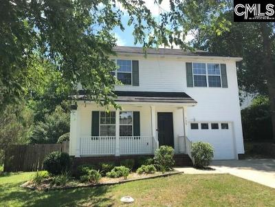 Columbia Single Family Home For Sale: 305 Angus