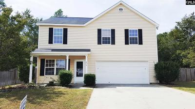 West Columbia Single Family Home For Sale: 273 Arthurdale