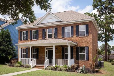 Single Family Home For Sale: 1831 Lake Carolina