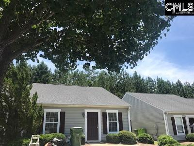 Columbia Single Family Home For Sale: 207 Twin Eagles