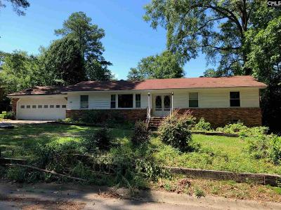 Columbia Single Family Home For Sale: 1821 Woodtrail
