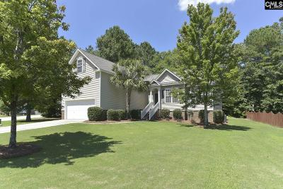 Irmo Single Family Home For Sale: 156 Hearthwood