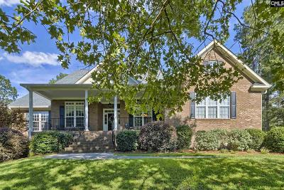 Kershaw County Single Family Home For Sale: 848 Hunter Hill