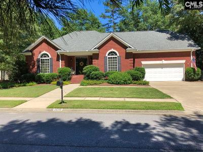 Columbia Single Family Home For Sale: 109 Copperhill
