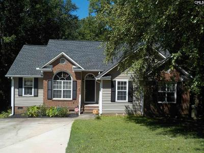 Irmo Single Family Home For Sale: 102 Wenlock