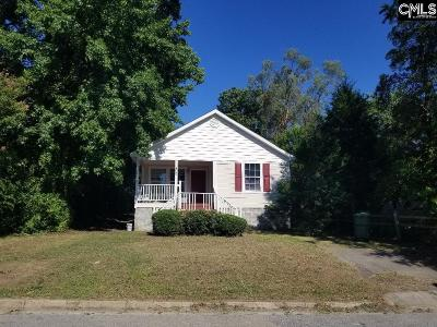 Columbia Single Family Home For Sale: 420 Florida