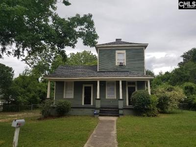 Columbia Single Family Home For Sale: 1202 Whitney