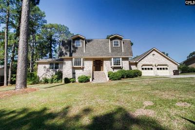 West Columbia Single Family Home For Sale: 1134 Pine Croft