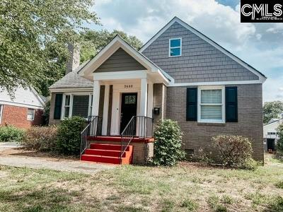 Shandon Single Family Home For Sale: 3608 Wheat