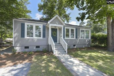 Single Family Home For Sale: 1218 Oakland