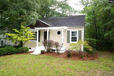 Kershaw County Single Family Home For Sale: 609 Kirkwood