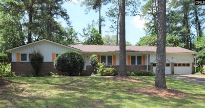 Columbia Single Family Home For Sale: 8016 Bay Springs