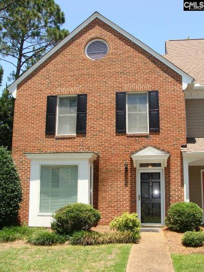 Columbia Townhouse For Sale: 400 Mallet Hill #C-5