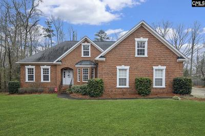 Lexington County Single Family Home For Sale: 106 Cypress Woods