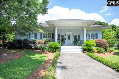 Kershaw County Single Family Home For Sale: 1700 Broad