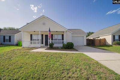 Single Family Home For Sale: 124 Legend Oaks