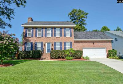 Single Family Home For Sale: 51 Hampton Springs