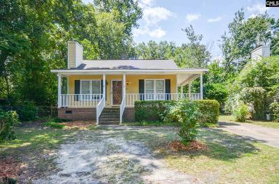 Single Family Home For Sale: 3824 Homestead