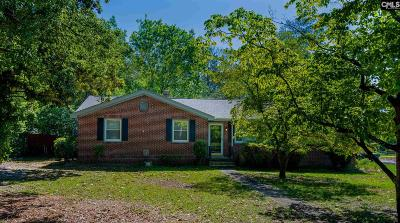 Forest Acres Single Family Home For Sale: 6302 Briarwood