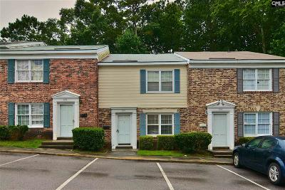 Townhouse For Sale: 7602 Hunt Club #K-107