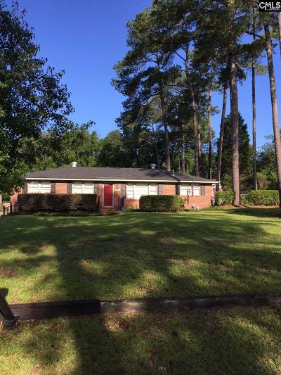 Lexington County Single Family Home For Sale: 116 Forest