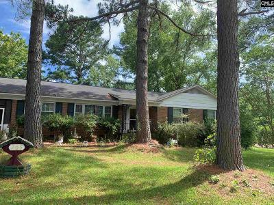 Kershaw County Single Family Home For Sale: 705 Wellington