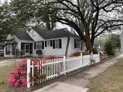 Sumter Single Family Home For Sale: 41 Loring