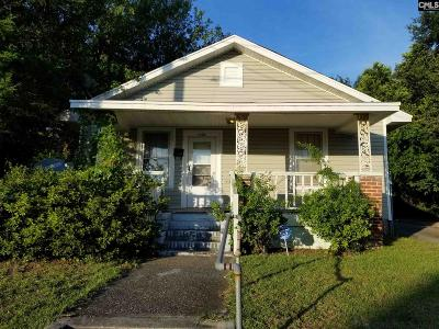 Columbia Single Family Home For Sale: 1506 McDuffie