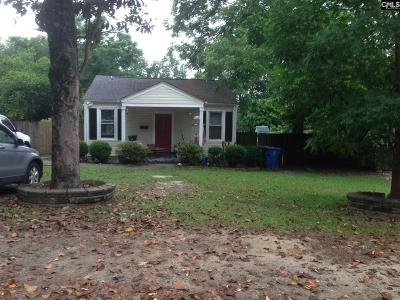 Calhoun County, Fairfield County, Kershaw County, Lexington County, Richland County Multi Family Home For Sale: 2716 Kingswood