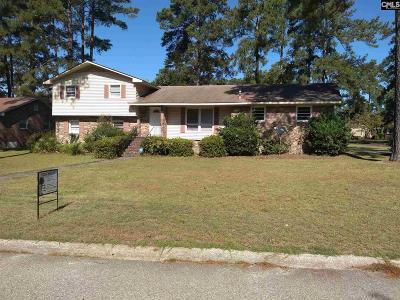 Richland County Single Family Home For Sale: 8121 Fairglen
