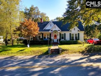 Calhoun County, Fairfield County, Kershaw County, Lexington County, Richland County Single Family Home For Sale: 731 Augusta
