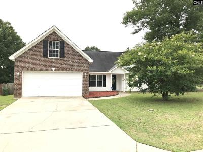 Calhoun County, Fairfield County, Kershaw County, Lexington County, Richland County Single Family Home For Sale: 140 Alexander Pointe