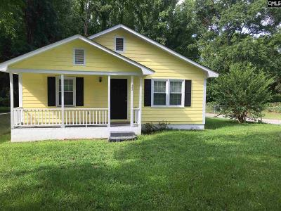 Columbia SC Single Family Home For Sale: $72,500