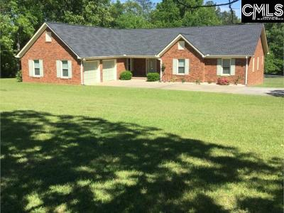 Irmo Single Family Home For Sale: 1724 Shady Grove